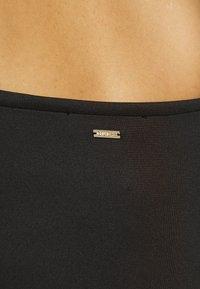 Guess - SASKIA DRESS - Jersey dress - jet black - 5