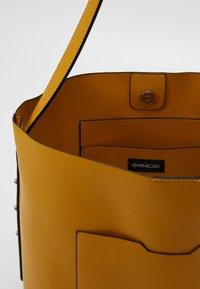 Even&Odd - Velká kabelka - dark yellow - 2