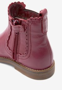 Next - SCALLOP - Ankle boots - berry - 2
