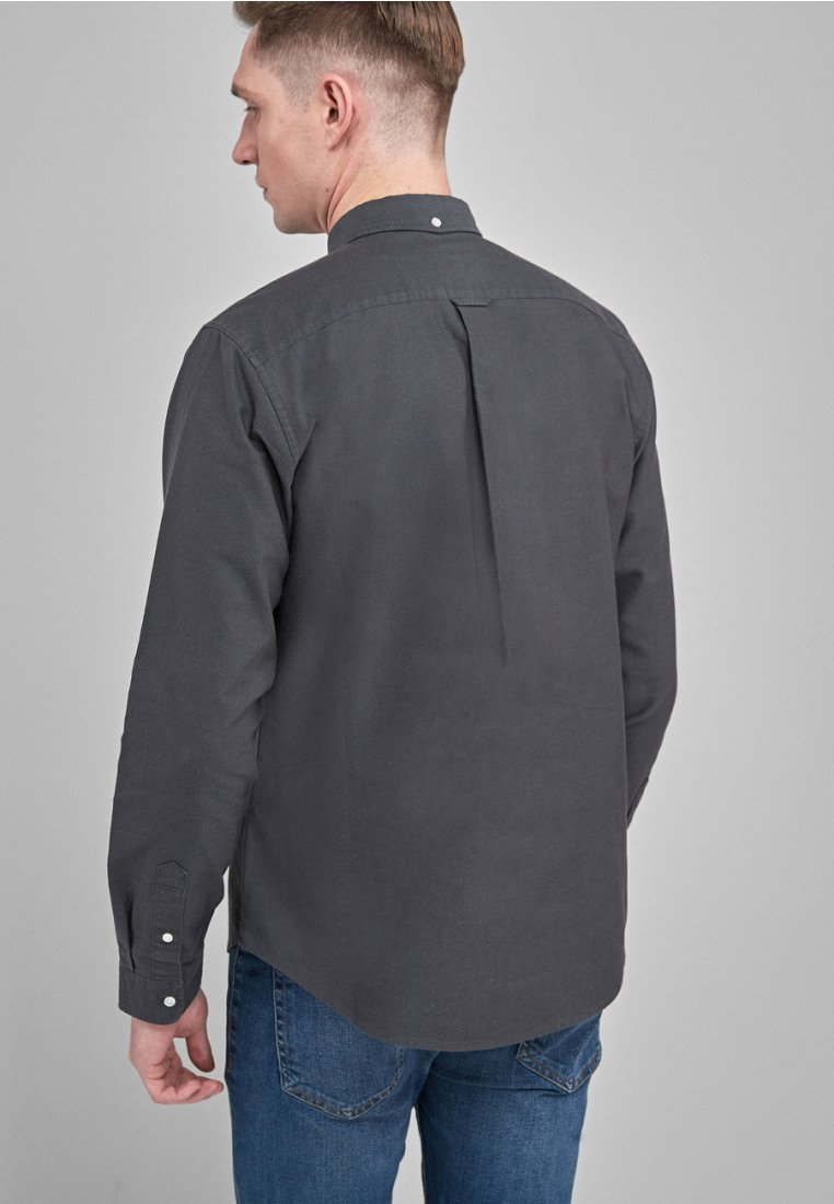 Uomo LONG SLEEVE STRETCH OXFORD - Camicia