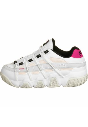 FILA SCHUHE UPROOT - Trainers - white/rosewater