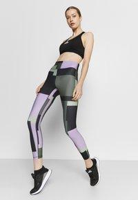 Casall - PRINTED SPORT  - Leggings - multi-coloured - 3