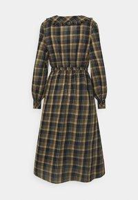 ONLY - ONLFIONA ABOVE CALF SHIRT DRESS - Shirt dress - chinchilla - 1