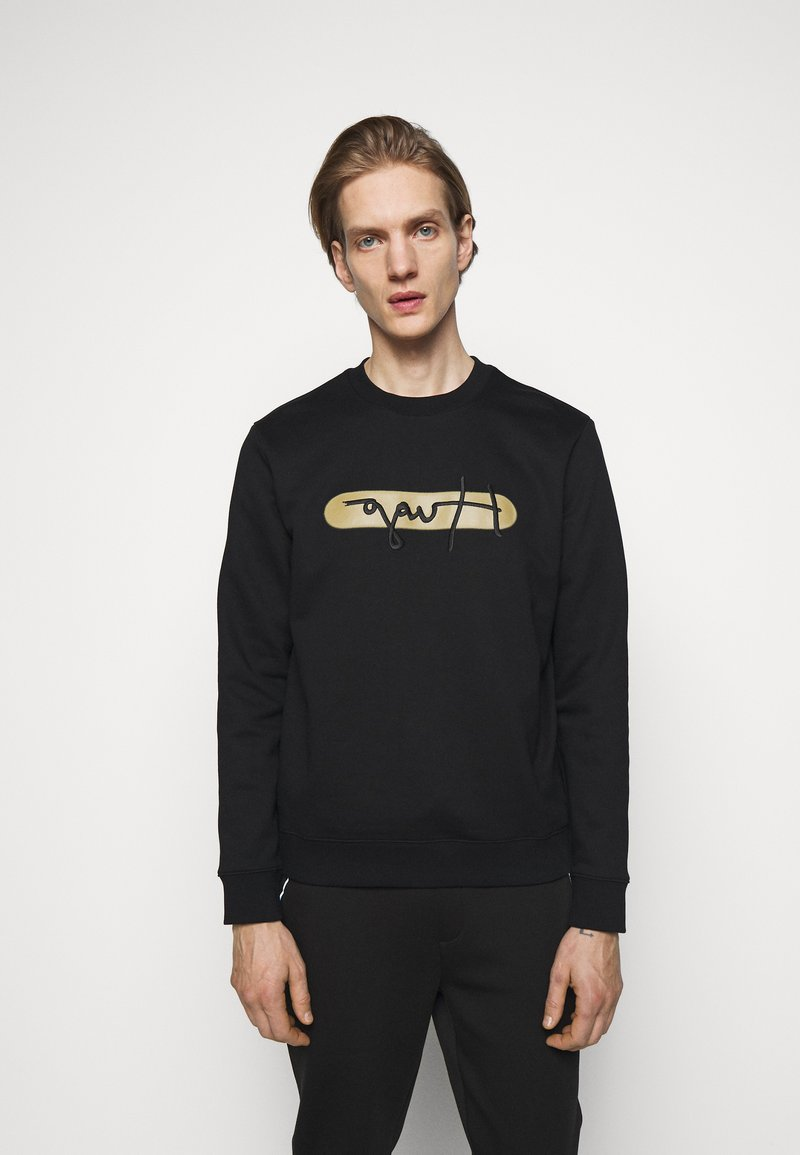 HUGO - DICAGO - Sweatshirt - black