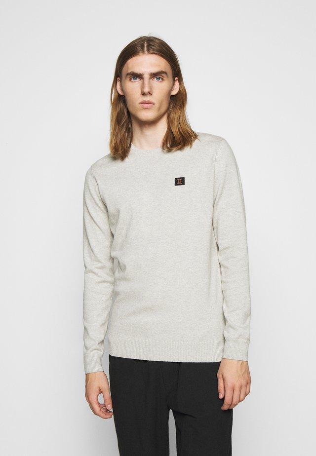 ETIENNE CASHTON - Pullover - light grey melange