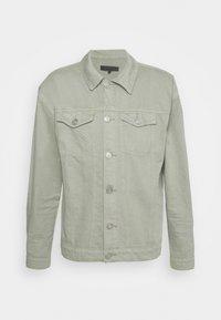 Mennace - SUNDAZE TRUCKER JACKET - Denim jacket - green - 4