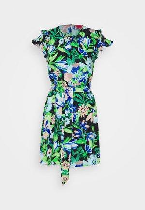 FULL BLOOM DRESS - Denní šaty - black