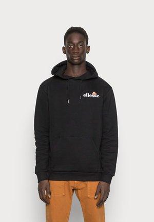 FORELO HOODY - Sweatshirt - black