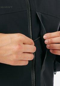 Mammut - Masao  - Soft shell jacket - black - 8