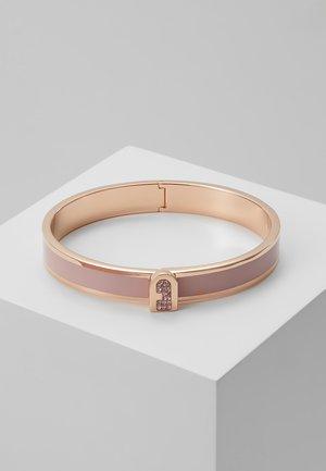 NEW MINI BANGLE - Bracelet - oro/rosa