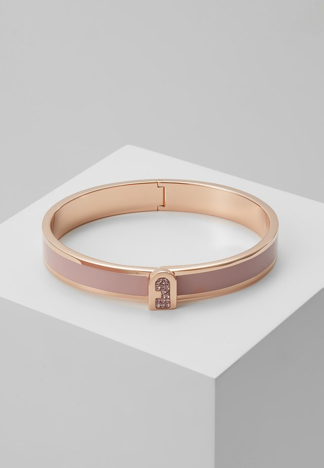 NEW MINI BANGLE - Bracelet - oro/rosa