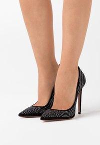 Oxitaly - CLAUDIE - High heels - nero - 0