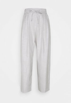 TONIC - Trousers - grey