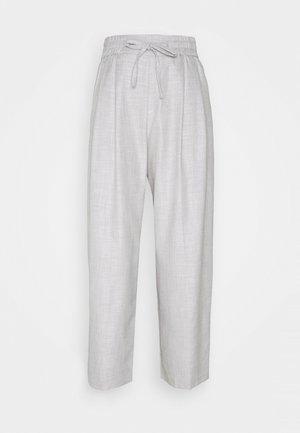 TONIC - Spodnie materiałowe - grey