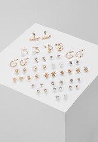 ALDO - UNEBRIWEN 23 PACK - Earrings - ice - 0
