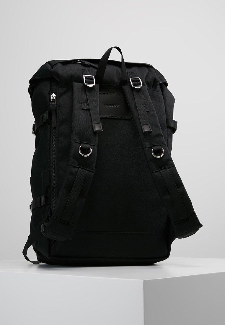 Sandqvist HARALD - Tagesrucksack - black/schwarz - Herrentaschen G7BKR