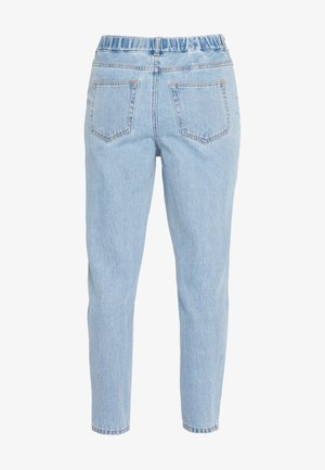 ONLEMILY BLISS MOM - Relaxed fit jeans - light blue denim
