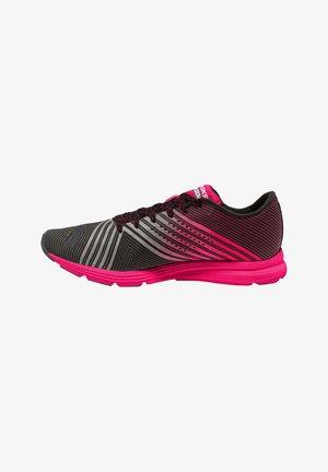Sports shoes - schwarzpinkgrau
