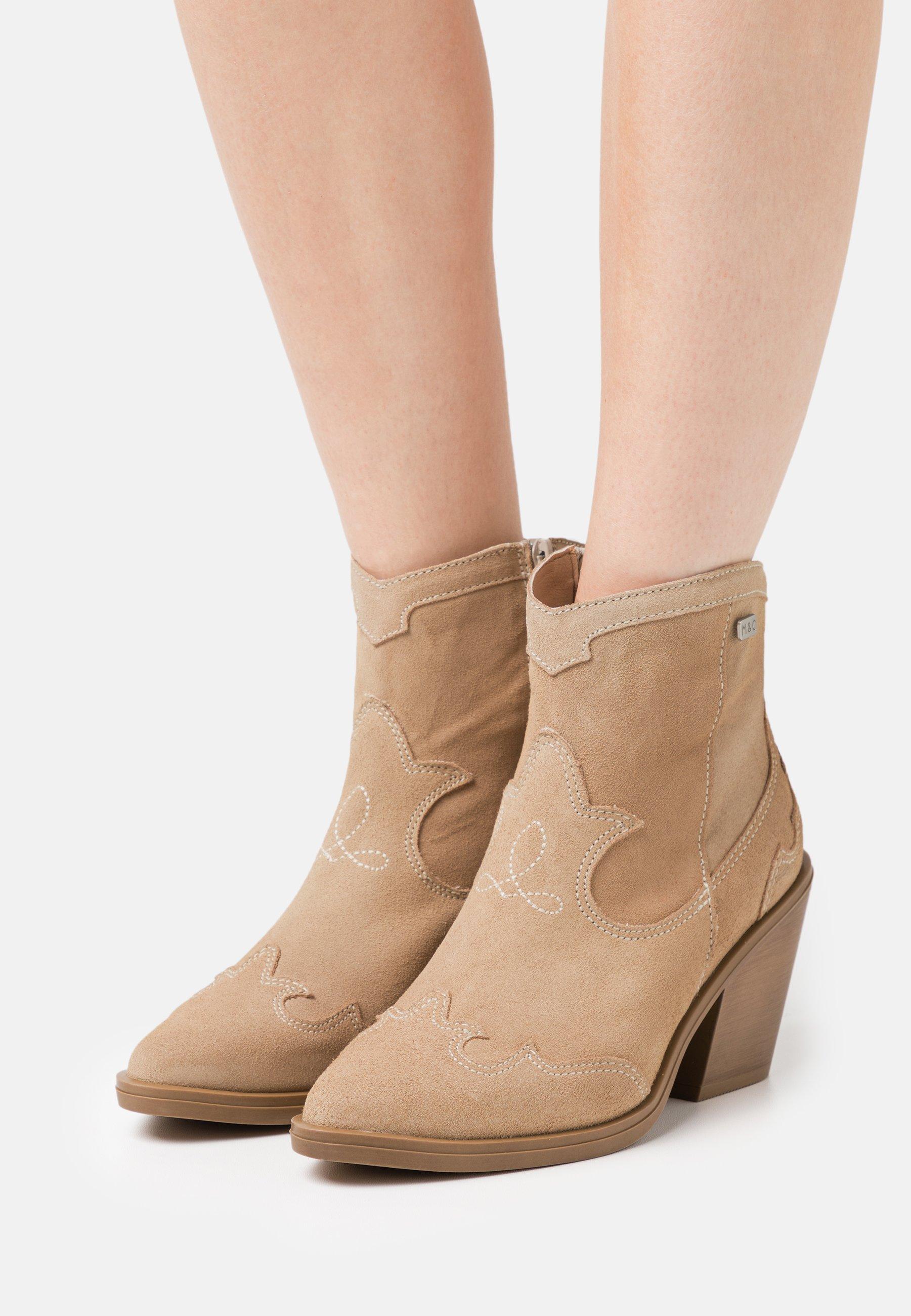 Women BRISA SUN - Cowboy/biker ankle boot