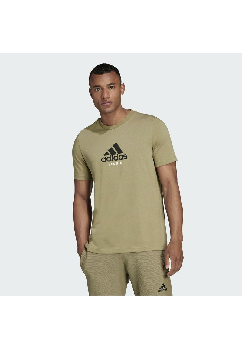 adidas Performance - US OPEN FENC - Sports shirt - green