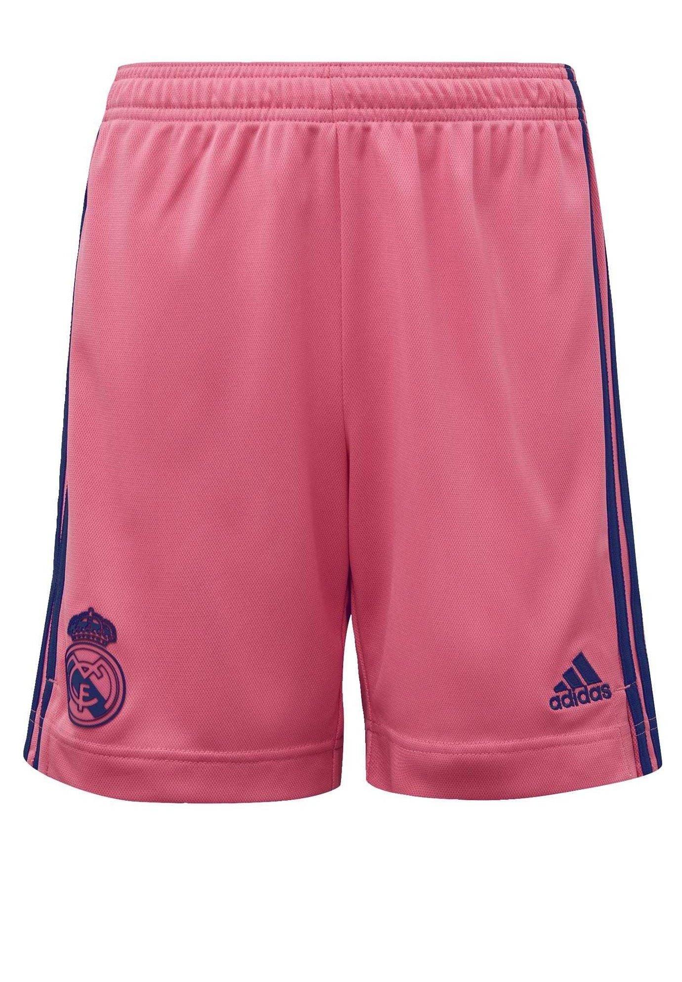 Kids REAL MADRID AWAY AEROREADY SHORTS - Sports shorts