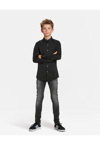 WE Fashion - JONGENS - Shirt - black - 0