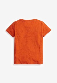 Next - Print T-shirt - orange - 1