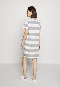 Superdry - DARCY DRESS - Jersey dress - grey - 2