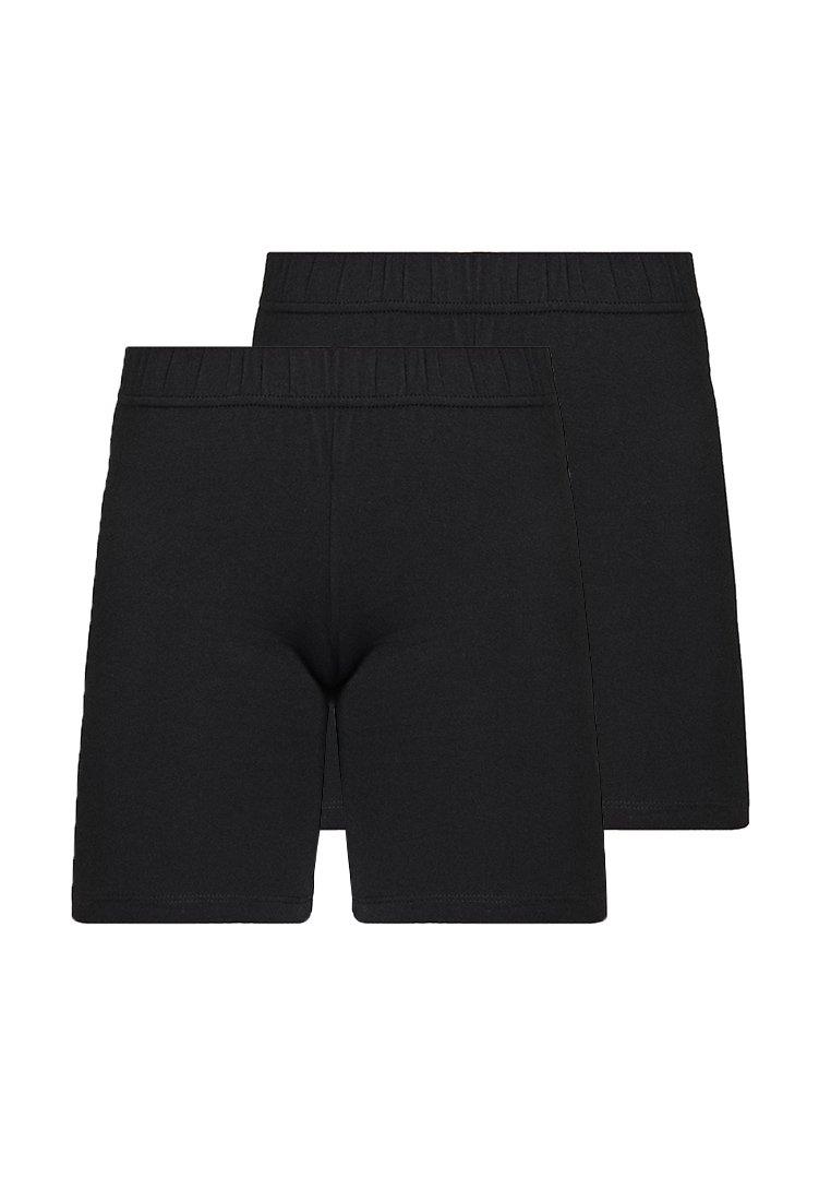 Vero Moda - VMMAXI BIKER SHORTS 2 PACK - Shorts - black