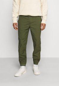 Topman - Cargo trousers - khaki - 0
