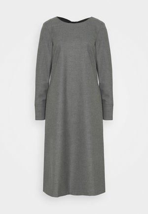 OIL - Freizeitkleid - medium grey pattern