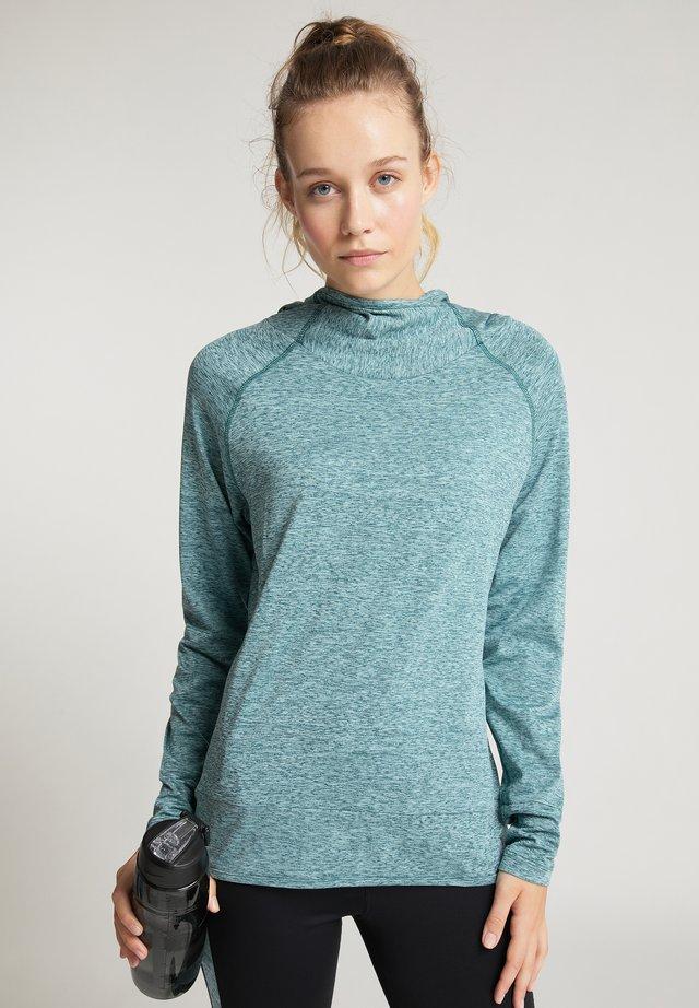 VB_MINKA - Long sleeved top - hydro-cameo