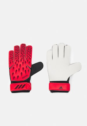 UNISEX - Keepershandschoenen  - red/solar red/black