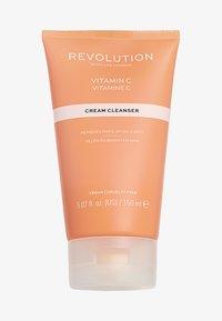 Revolution Skincare - VITAMIN C CREAM CLEANSER - Cleanser - - - 0