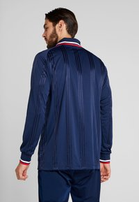 adidas Performance - FCB ICONS TEE - Klubbkläder - collegiate navy - 2
