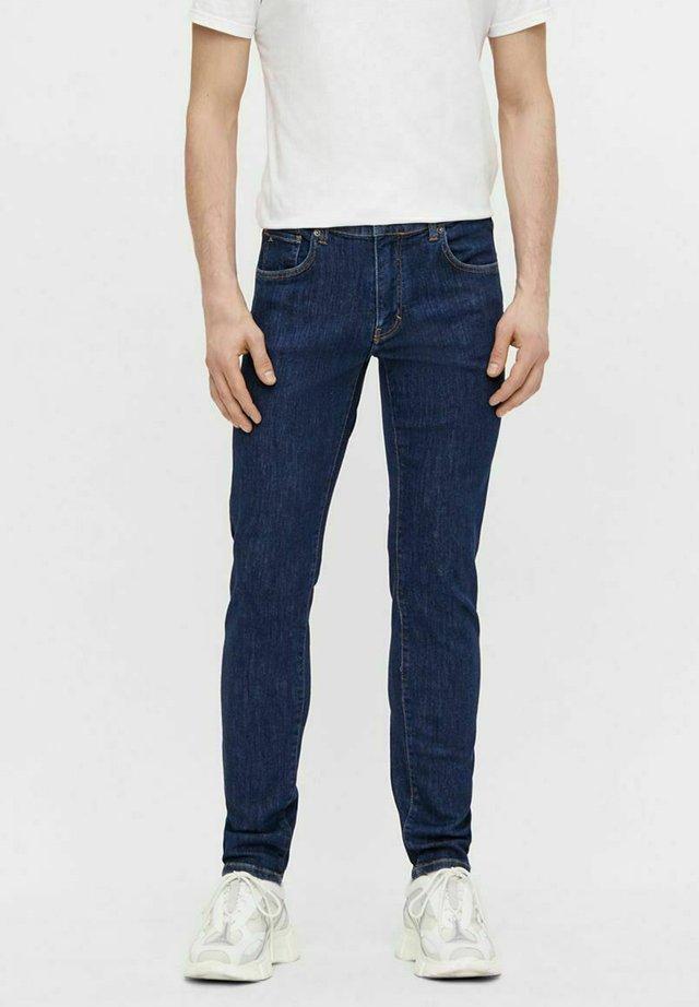 JAY INDIGO - Jeans slim fit - mid blue