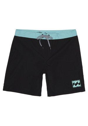 ALL DAY OG - Swimming shorts - black
