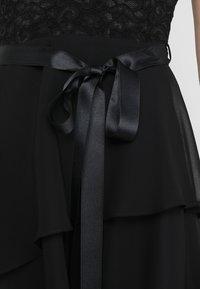 Swing - Vestido de cóctel - black - 6