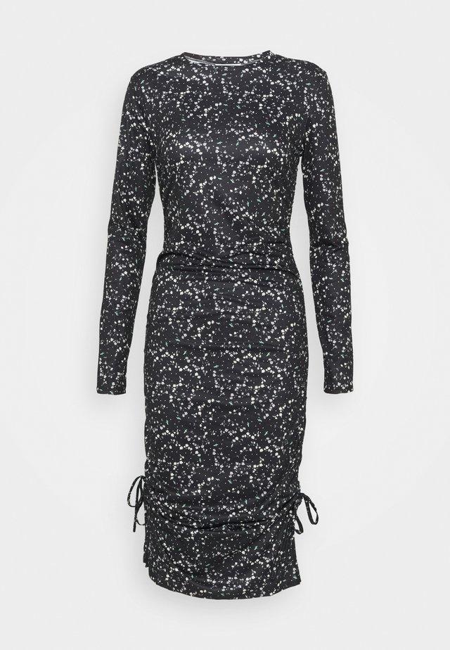 BALONA - Denní šaty - black