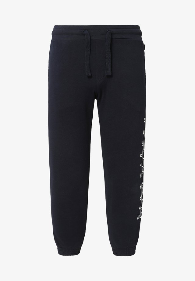 K MOLI - Tracksuit bottoms - blue marine