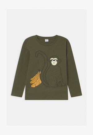 MINI PLACEMENT MONKEY - Longsleeve - khaki green