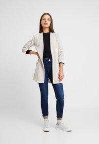 Wallis Petite - MORGAN JACKET - Short coat - stone - 1