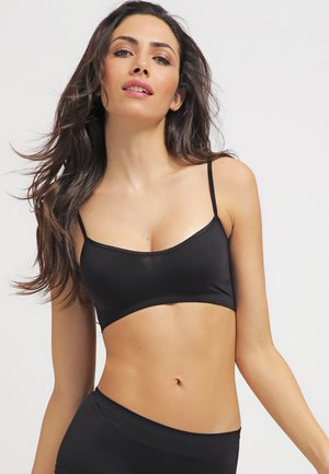 TOUCH FEELING - Top - black