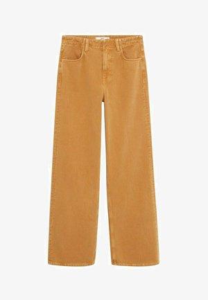 LOLA-I - Straight leg jeans - bruin