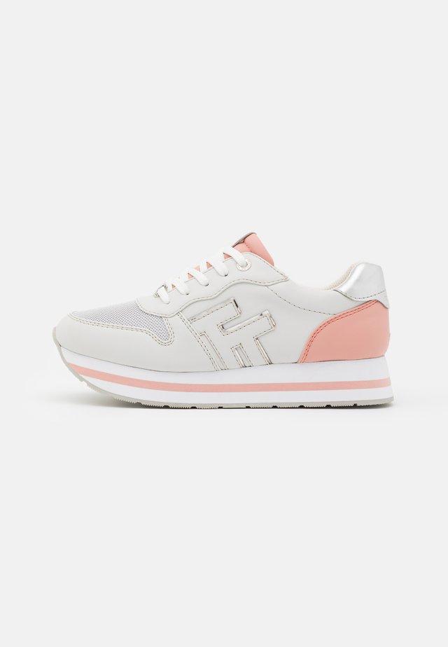Sneakersy niskie - offwhite