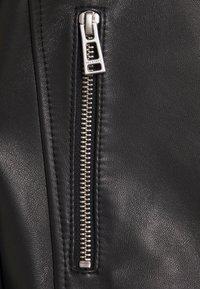 Belstaff - NEW MOLLISON JACKET - Veste en cuir - black - 9
