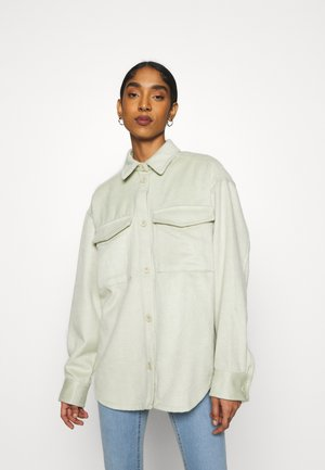 BENNIE - Overhemdblouse - green dusty light