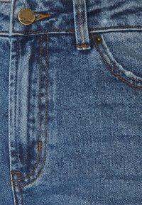 ONLY - ONLEMILY LIFE - Džíny Straight Fit - medium blue denim - 2