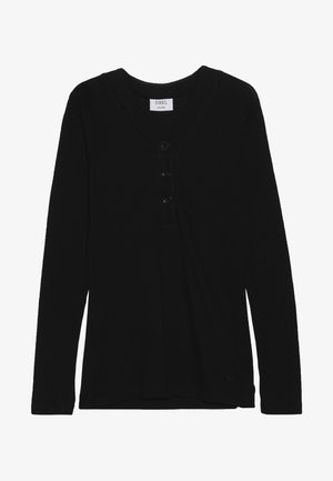FENG - Long sleeved top - black