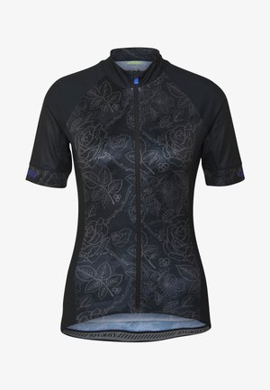 CHRONO SPORT - Print T-shirt - black